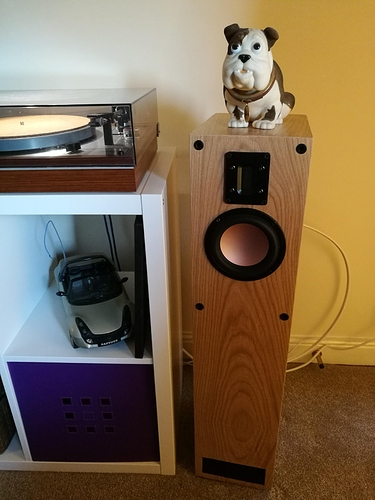 New speakers - Hi-Fi Corner - Naim Audio - Community