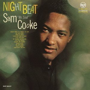 Night Beat by Cooke, Sam